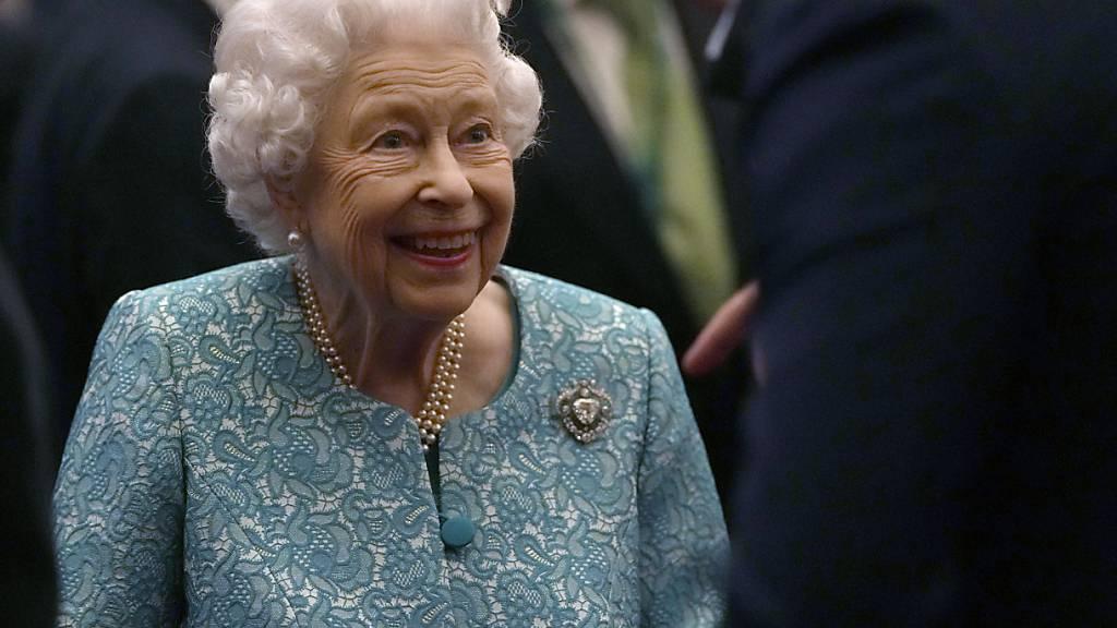Queen sagt Reise zur Weltklimakonferenz COP26 in Glasgow ab