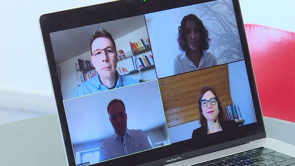 Politik in Corona-Zeiten: SP Aargau führt Online-Hearing durch