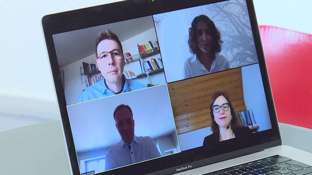 Politik in Corona-Zeiten: SP Aargau führt Online-Hearings durch