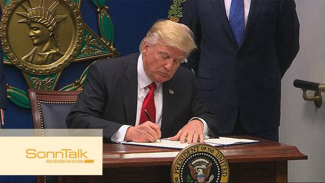 USR — Trump — Flüchtlinge aus Eritrea