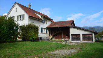 Dieses Haus an der Schulstrasse 13 in Schinznach-Dorf soll Frauen als Unterkunft dienen. Janine Müller