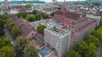 Die Kaserne bekommt von 2021 bis 2024 mehr Geld.