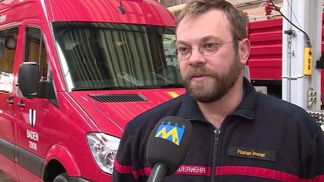 Lawinendrama: Feuerwehr Baden trauert