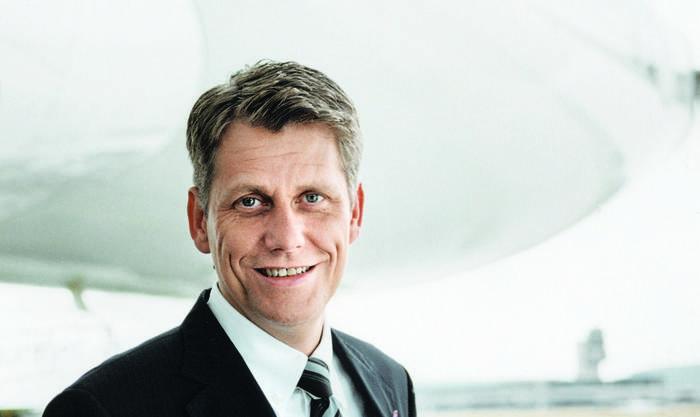 Harry Hohmeister, Jahrgang 1964 CEO Swiss International Airlines Lehre als Luftverkehrskaufmann