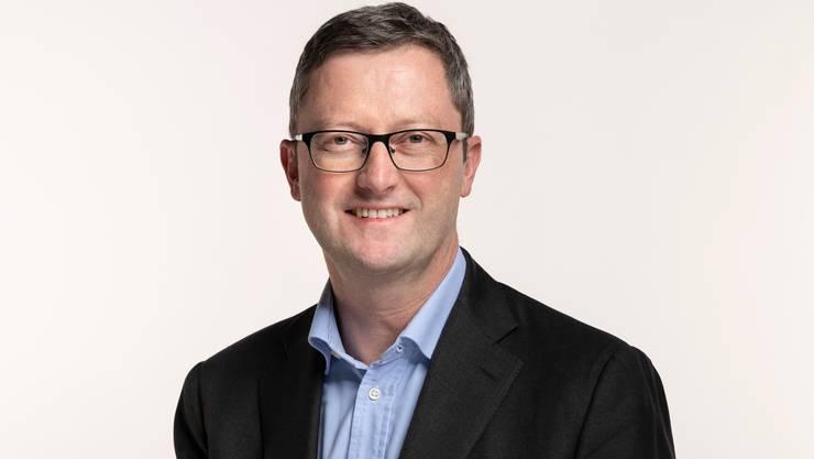 Soll die Nachfolge von Emanuel Waeber als Generalsekretär der SVP antreten: Der Nidwaldner Nationalrat Peter Keller.