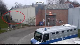 Gefängnisausbruch in Berlin