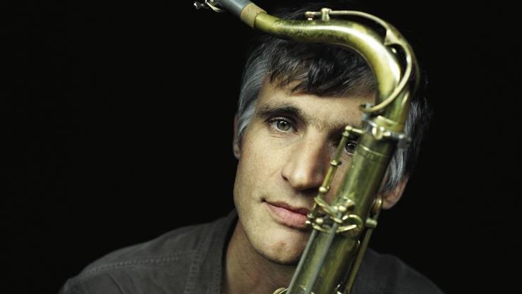 Daniel Schnyder: Saxofonist und Komponist.