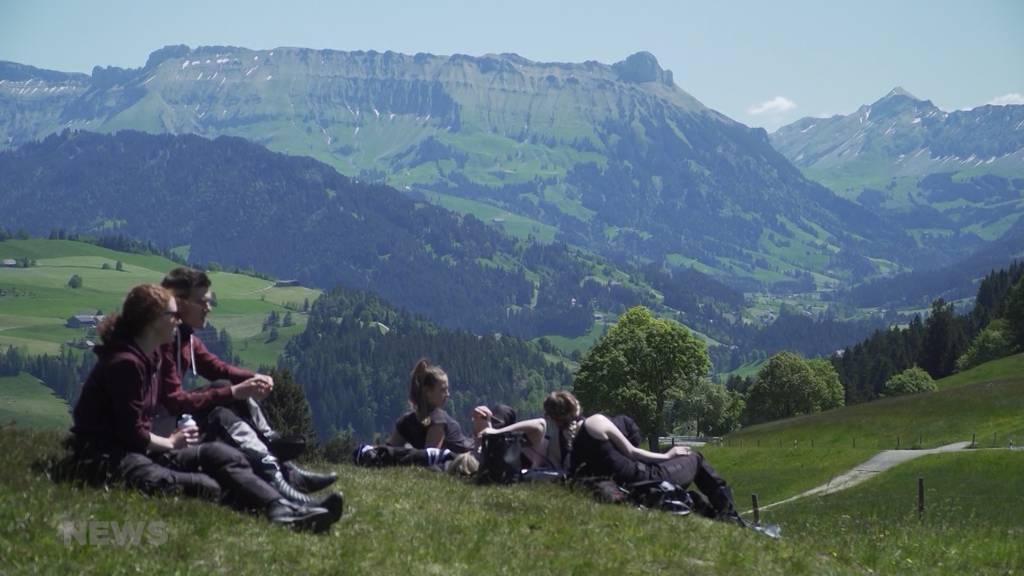 Outdoor-Boom: Schweizer machen mehr Sport im Freien