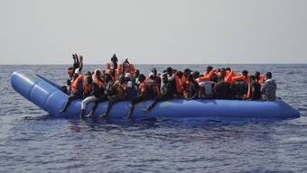Die UNO rüffelt die EU: Diese will Flüchtlinge rückführen.