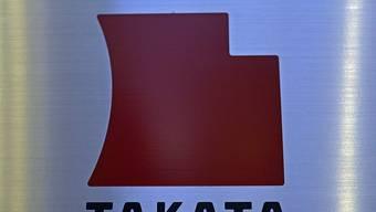 Logo des japanischen Autozulieferers Takata