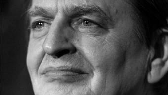 Der frühere schwedische Regierungschef Olof Palme: Nach 34 Jahren ist sein Fall aufgeklärt.