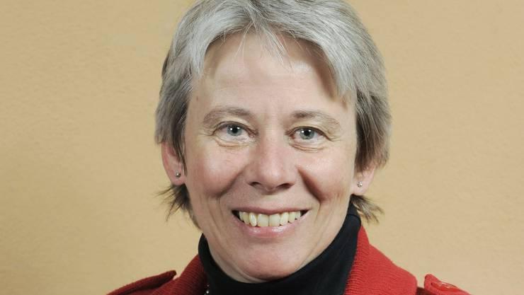 Stadträtin Heidi Berner aus Lenzburg vertritt die Vertragsgemeinden in der Spitex.