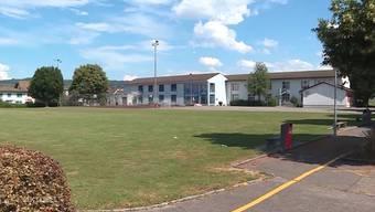 Die Schule in Strengelbach