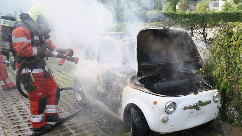 Gefährlicher Bubenstreich: Topolino brennt komplett aus