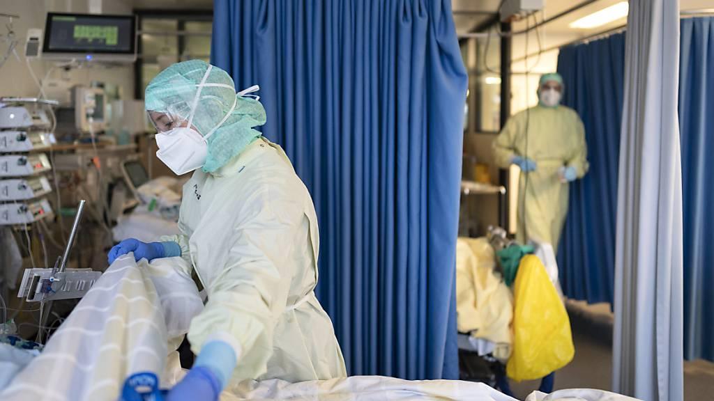 1211 neue Coronavirus-Ansteckungen innerhalb von 24 Stunden