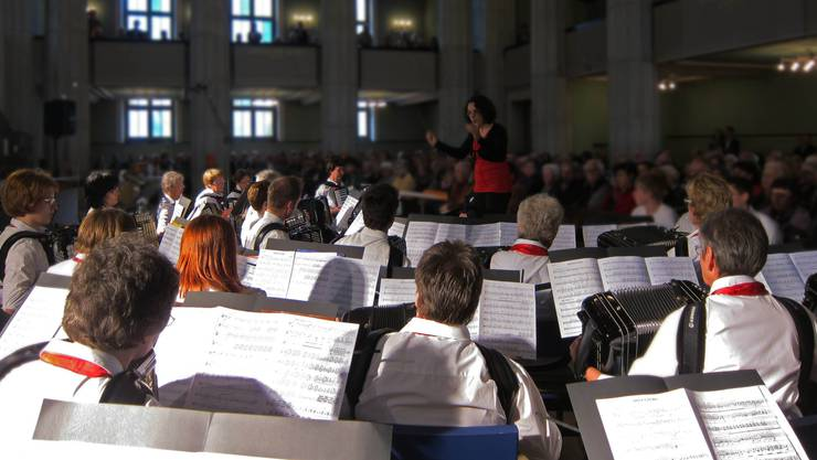 Konzert in der reformierten Stadtkirche Solothurn