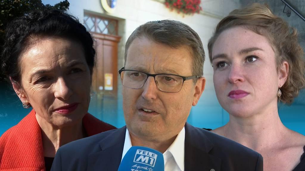 So reagieren Aargauer Politikerinnen und Politiker