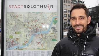 Martin Tschumi ist vom Potenzial der Vorstadt überzeugt.