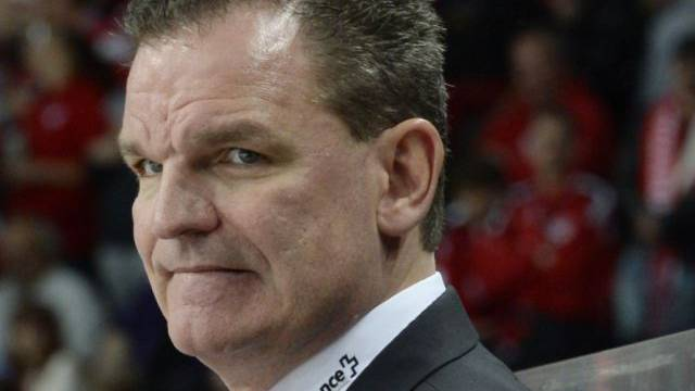 Ärger bei Nati-Coach Sean Simpson