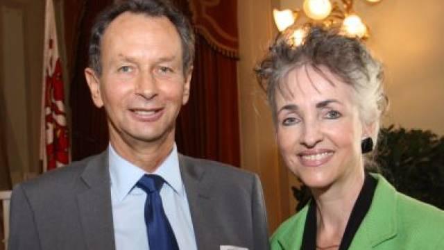 FDP-Präsident Philipp Müller und Frauen-Präsidentin Carmen Walker Späh. Foto: Barbara Hettich