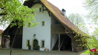Ofenhaus: Hier schlägt das Herz der Reformierten Kirchgemeinde Rüti. (Bild: Urs Byland)