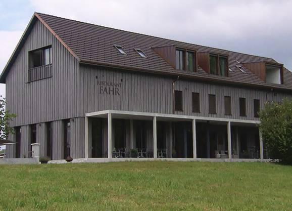Das Restaurant Fahr in Künten erhält 16 Punkte – das beste Resultat im Aargau. (2020: 15 Punkte).