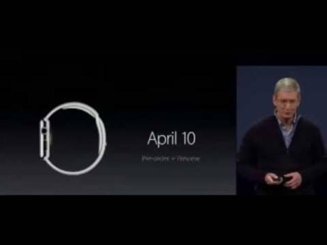 Apple verrät Details über die neue Smartwatch