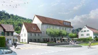 «Zum alten Steinbruch» in Brugg-Lauffohr