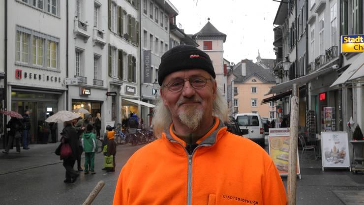 Ernst Koller, 56 aus Solothurn