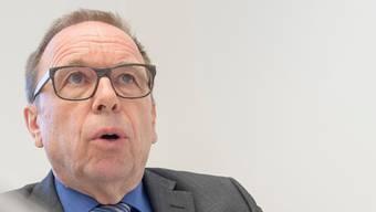 «Der Anspruch auf Privatsphäre ist ein Grundrecht, das auch während einer Krisenzeit seine Gültigkeit hat, sagt der scheidende Datenschutzbeauftragte Bruno Baeriswyl.