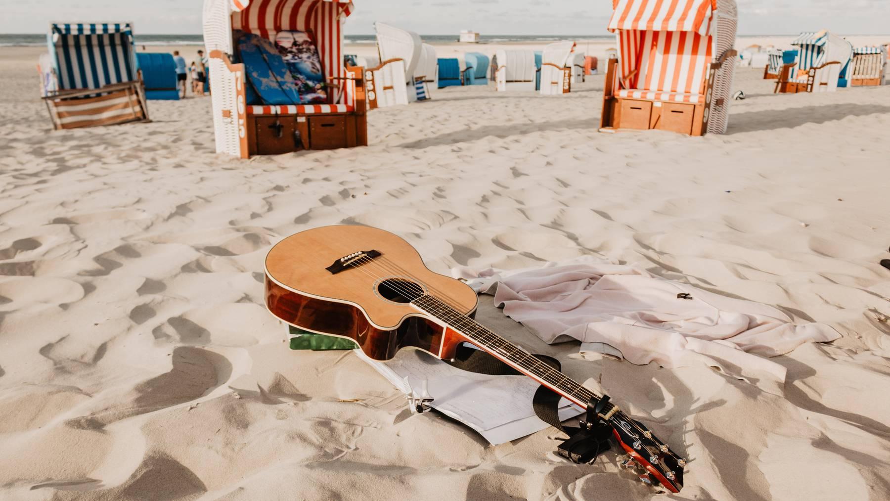 Sonne, Strand und Musik: So sieht der Sommer 2019 aus.