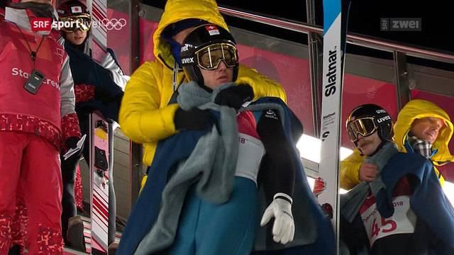 Kälte und Wind / Südkorea, das Land der Technik
