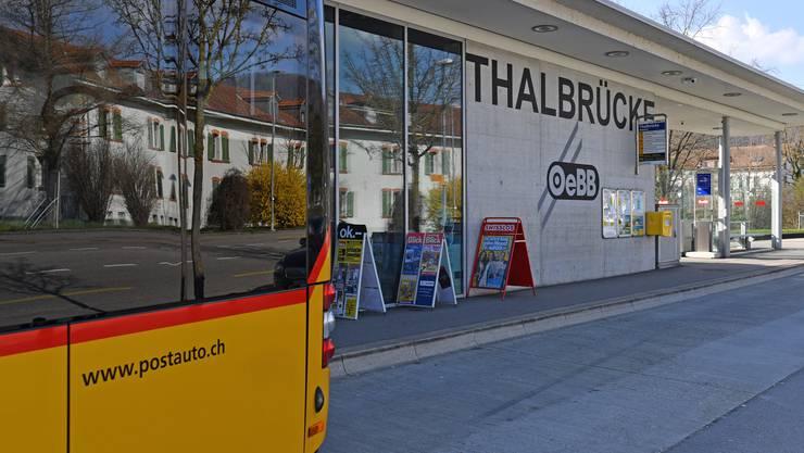 Balsthal soll mehr Verbindungen sowohl nach Oensingen als auch ins Thal erhalten.