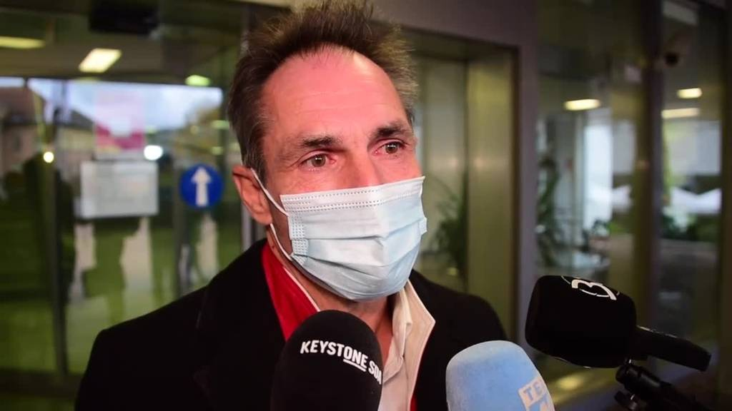 Freispruch für Freddy Nock vor Aargauer Obergericht