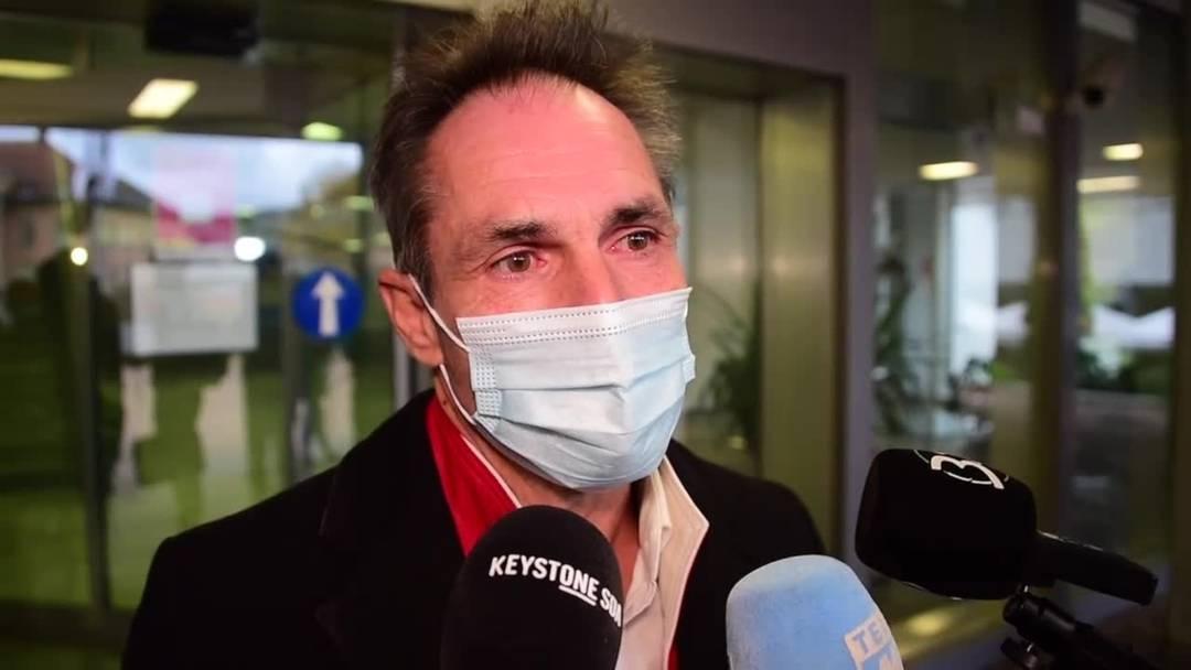 Freispruch für Freddy Nock vor Aargauer Obergericht (3.11.2020)