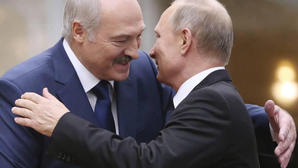 UN-Menschenrechtschefin: Lage in Belarus und Russland wird schlechter