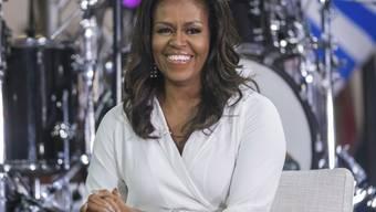 """""""Ich bin kein politischer Mensch"""", betont Michelle Obama in ihrem Buch."""