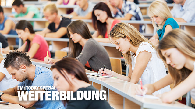 Im Schweizer Bildungssystem bist du nie ausgelernt. (Symbolbild)