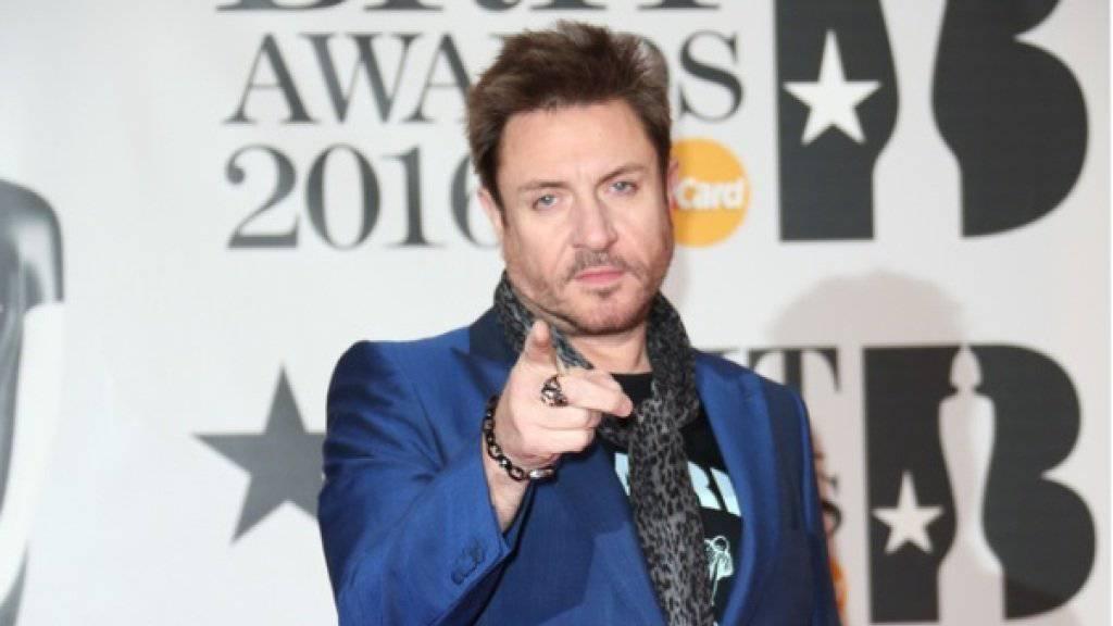 Dank seine Rettern vor 30 Jahren hat Sänger Simon Le Bon die Brit Awards 2016 gesund miterlebt (Archiv)