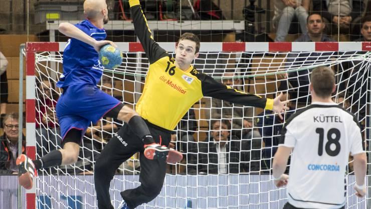 Von Goali Nikola Portner wird in der WM-Qualifikation einiges abhängen