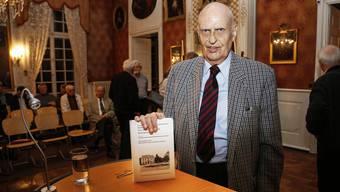 Peter Gross war Präsident des ausserordentlichen Bankrates der Solothurner Kantonalbank: Im kürzlich präsentierten Jahrbuch für Solothurnische Geschichte schaut er 20 Jahre zurück.