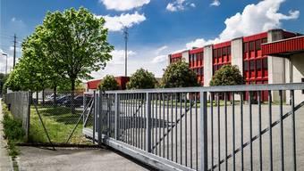 Die Liegenschaft der ZKD Büromöbel AG in Kleindöttingen.