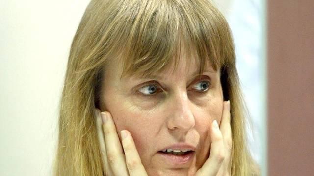 Michelle Martin im Jahr 2004 (Archiv)