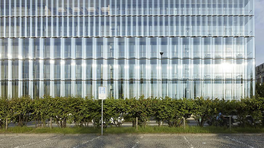 Swiss Re steigert Gewinn auf 727 Millionen Dollar. (Archiv)