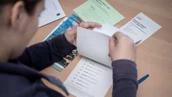 Am Sonntag wird in Genf entschieden, ob Menschen mit intellektueller Einschränkung an die Urne dürfen sollen, oder weiterhin nur mit einer Ausnahmebewilligung.