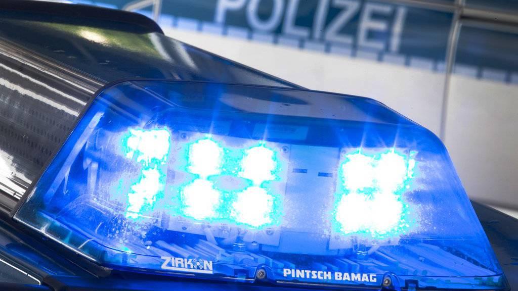 Die Polizei Konstanz hat einen Mann verhaftet, der jemanden erstochen haben soll.