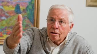 Christoph Blocher: «Sie will entgegen der Verfassung diktieren.»
