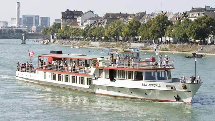 Ob die MS Lällekönig 2016 noch fährt, ist unklar. Sie könnte durch ein modernes Schiff mit grossem Sonnendeck abgelöst werden.