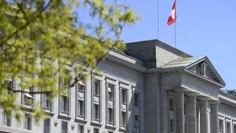 Das Bundesgericht.