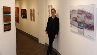 Sibylle Bolliger malt ihre Werke unter dem Synonym «BilleBo».